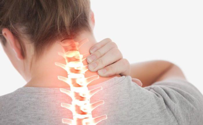 Что делать если болит шея