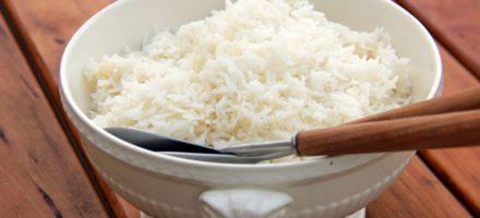Сколько нужно воды на стакан риса