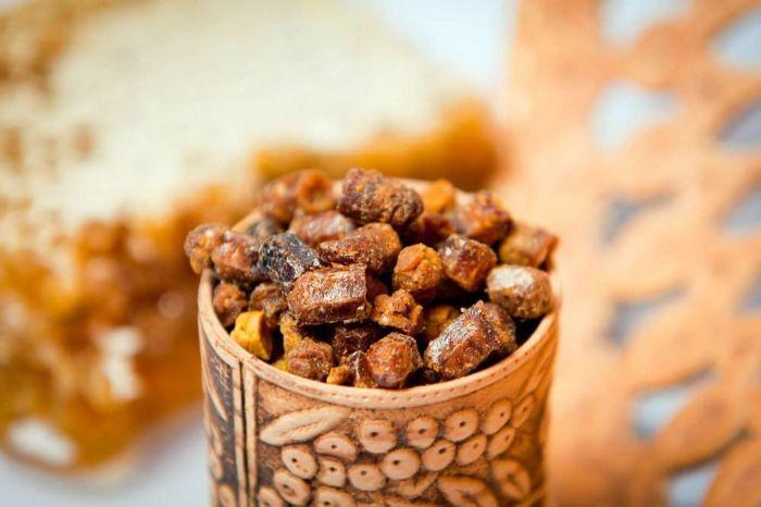 Перга пчелиная - полезные свойства, как принимать