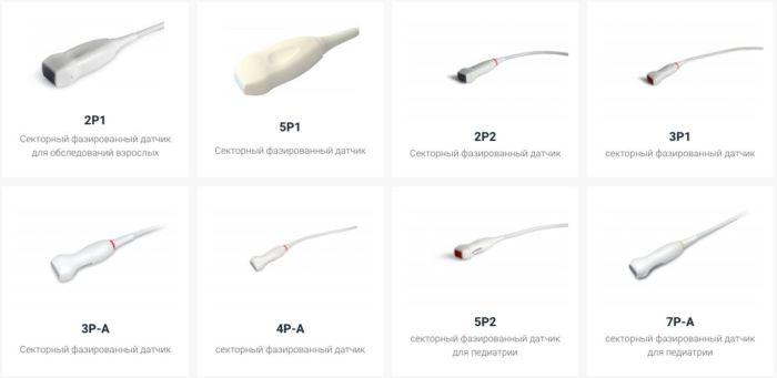 Секторный фазированный датчик УЗИ – точная диагностика проблем сердечно-сосудистой системы