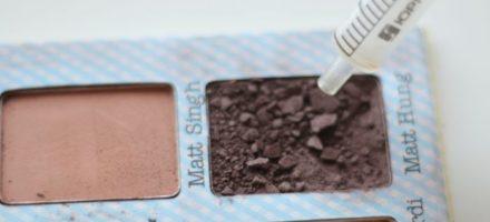 Как восстановить разбитые тени
