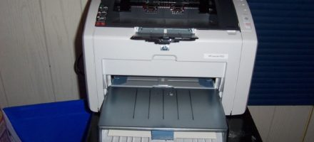 Чем отличается лазерный принтер от струйного