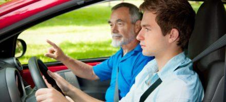 Как научиться водить автомобиль