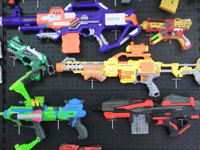 Полезные игрушки, которым будет рад каждый мальчик