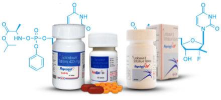 Лекарство софосбувир