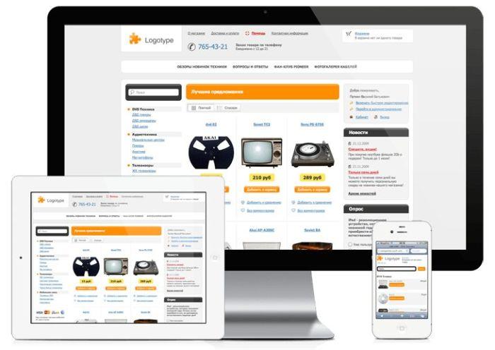 Сайт для интернет-магазина: как не ошибиться