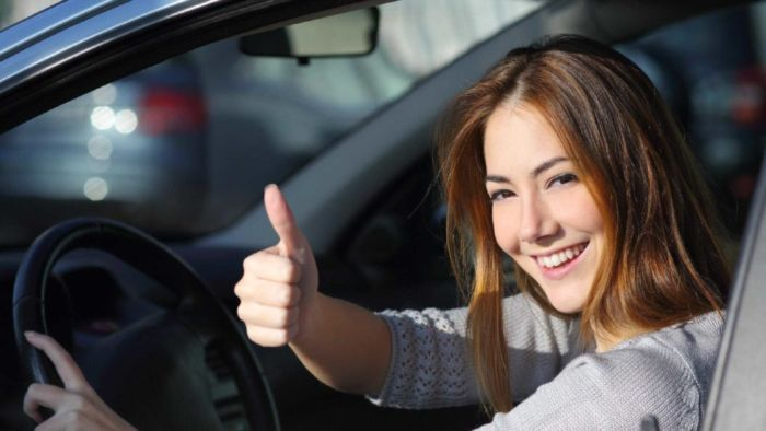 Водить машину не страшно