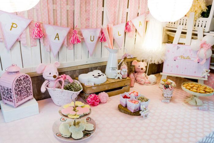 Как организовать праздник для будущей мамы