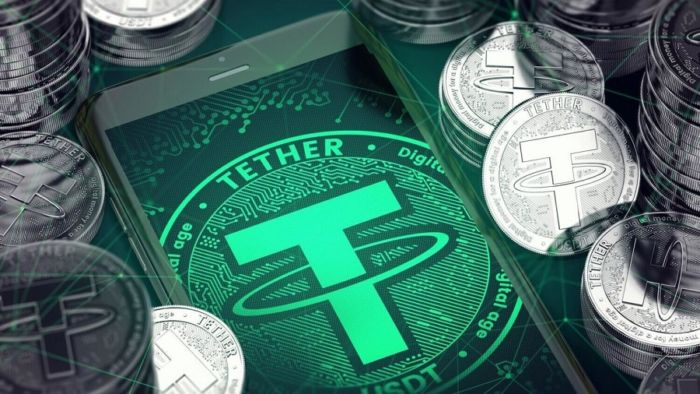 Как продать наличные за Tether ERC20 (USDT) в Москве
