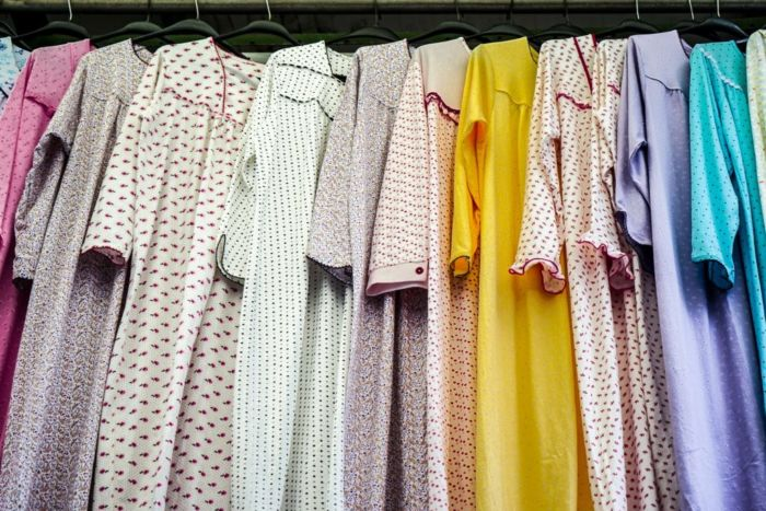 Какую одежду выбрать для сна
