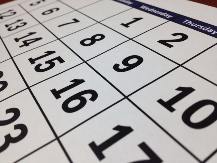 Новогодний подарочный настенный календарь