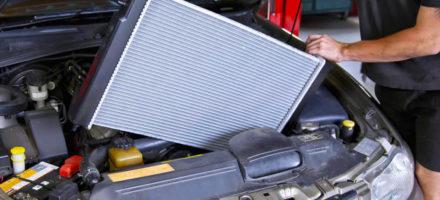 Почему течёт радиатор охлаждения в автомобиле
