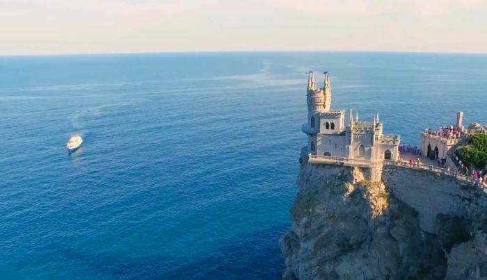 Где находится Черное море