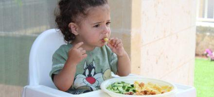 Как заставить ребенка есть овощи?