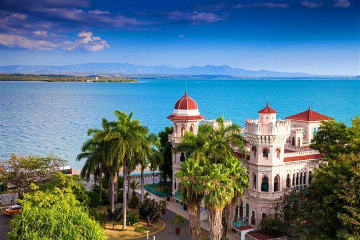 Где находится Куба