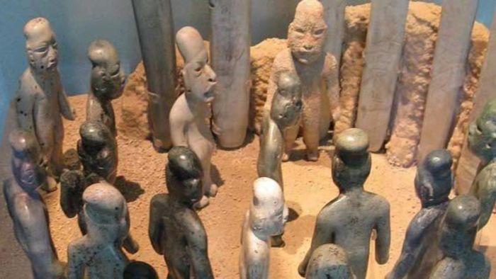 Цивилизация ольмеков. Что о них известно