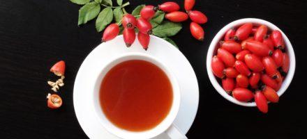 Как приготовить отвар шиповника из сухих плодов