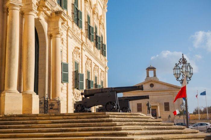 Где находится Мальта