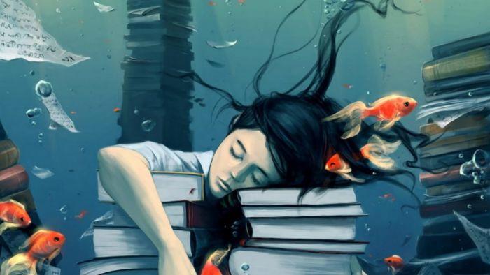 К чему снится жареная рыба женщине