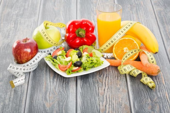 Десять советов, желающим похудеть