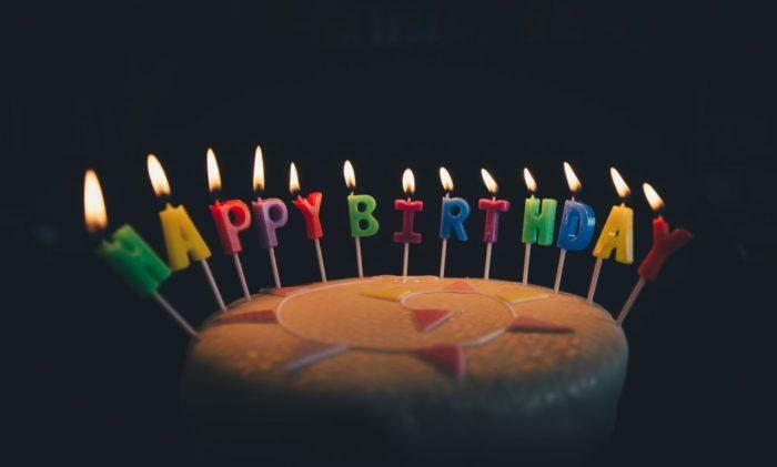 Как правильно писать с днем рождения