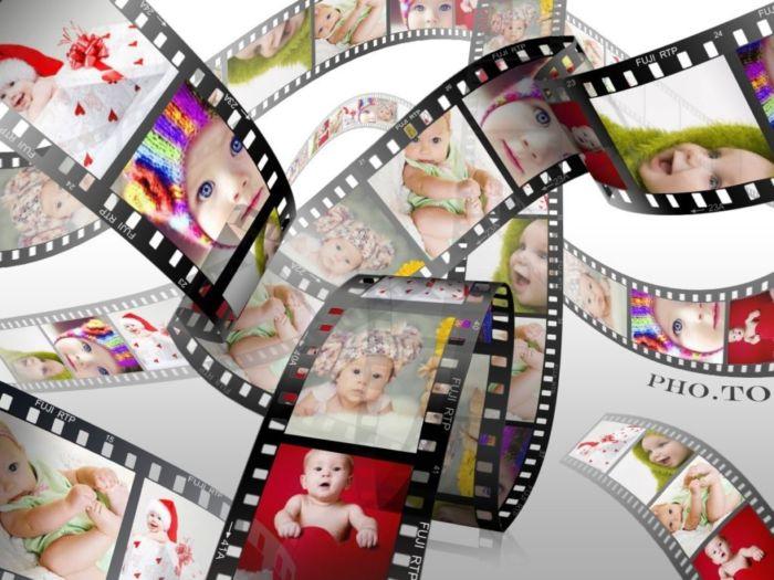Как сделать видео из фотографий