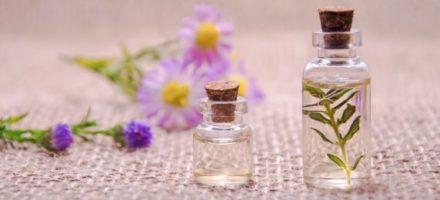 Натуральные парфюмерные масла