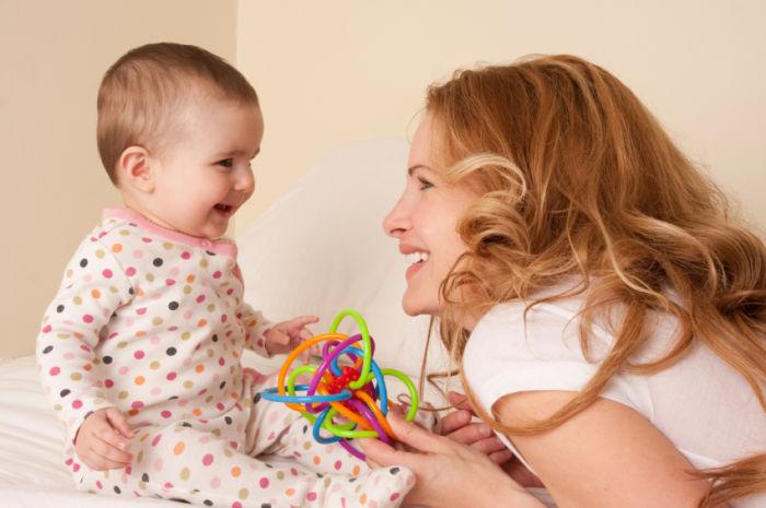 Психология младенца