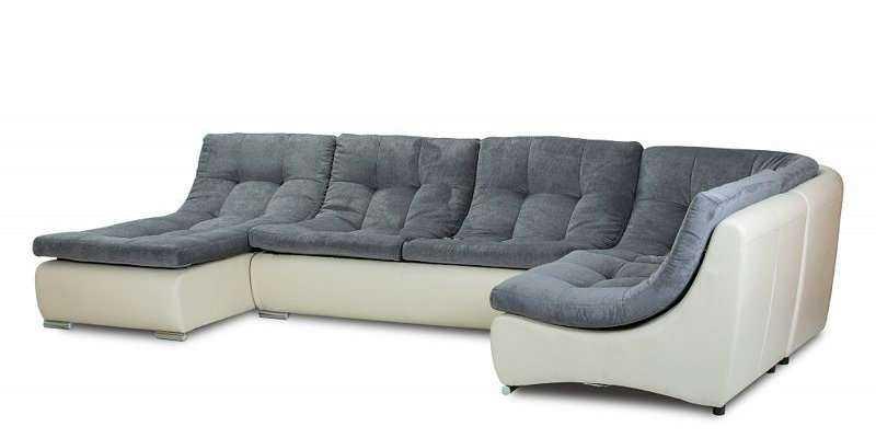 Что такое модульный угловой диван