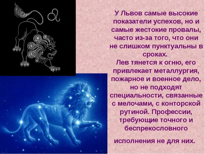 Мужчина-Лев