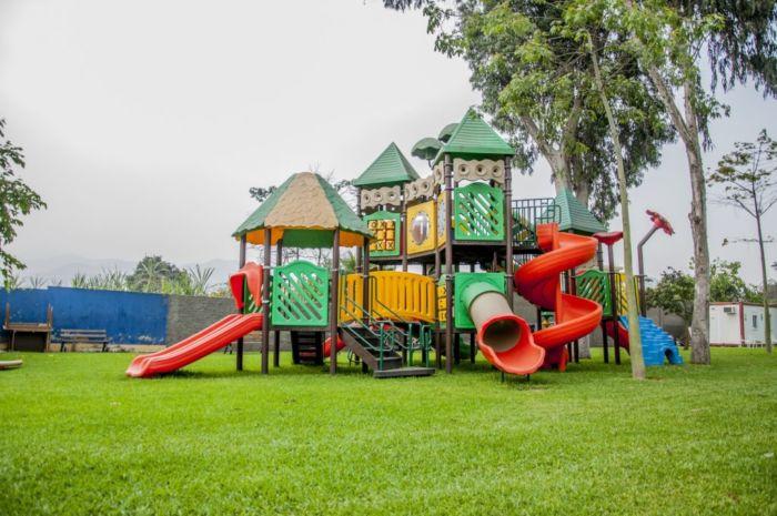 Польза детских площадок
