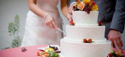 Самые популярные начинки для свадебных тортов