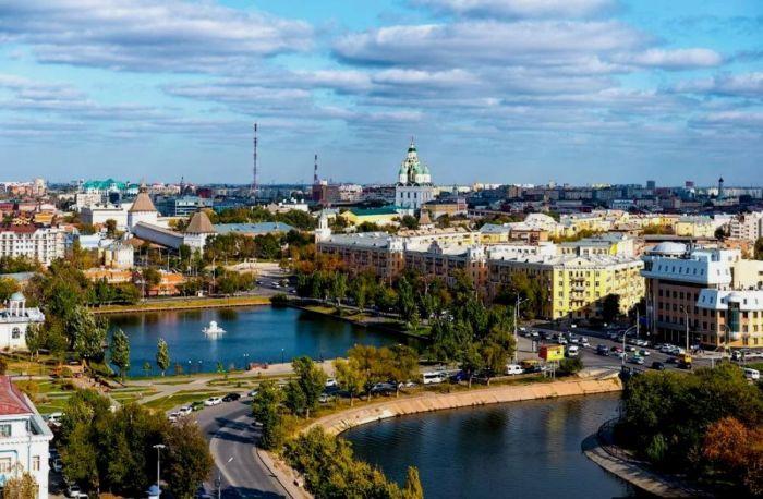 Где находится Астрахань