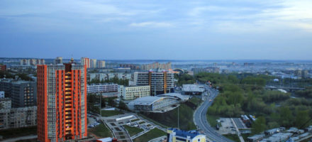 Где находится Кемерово