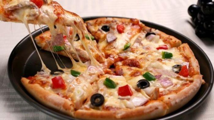 Как сделать пиццу на сковороде