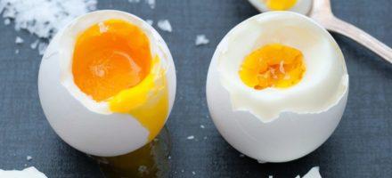 Сколько нужно варить яйцо