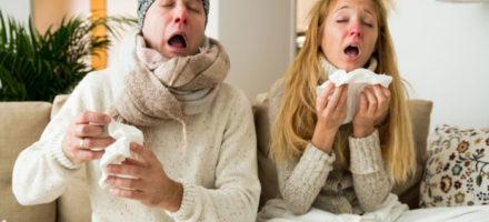 Проявления и профилактика простудных заболеваний