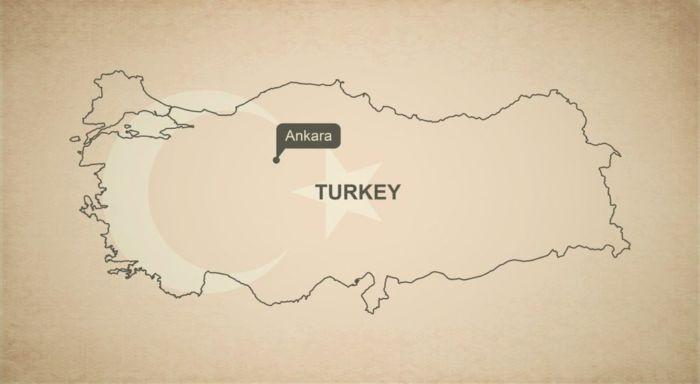 Где находится Турция