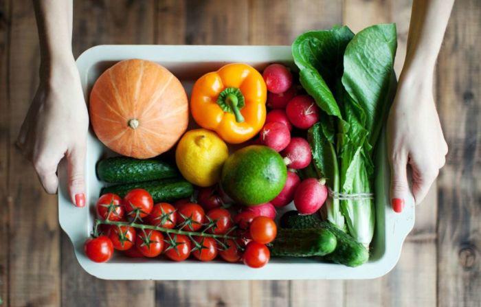 Ем Только Овощи Похудела. Избавляемся от 10 кг за неделю на фруктовой диете