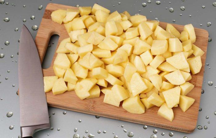 Как правильно варить картошку