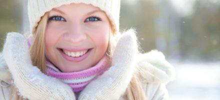 Уход за лицом, волосами и телом зимой