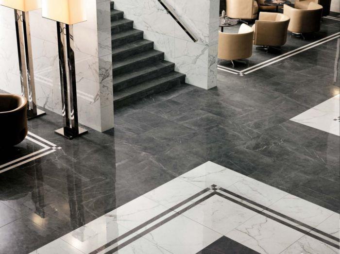 Отличия керамогранита от керамической плитки