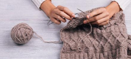 Как научиться вязать спицами — советы от курсов по вязанию спицами