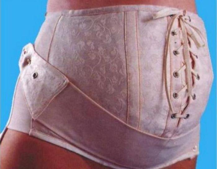 Как правильно одевать бандаж для беременных