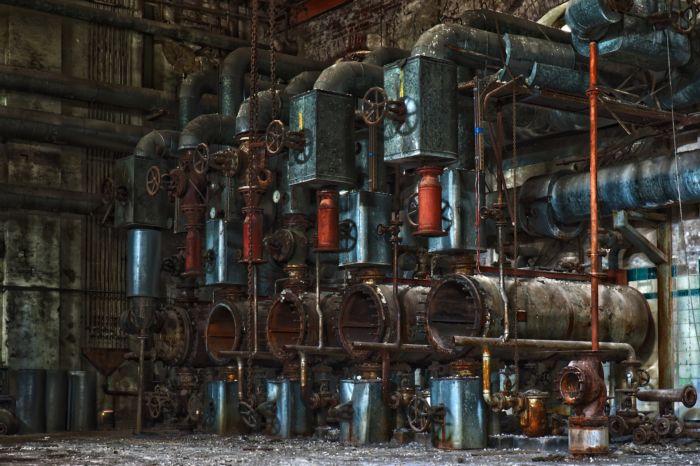 Автономный отопитель. Замена центрального отопления