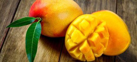 Как правильно есть манго в сыром виде