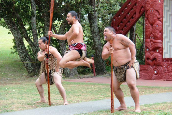 Кто такие маори