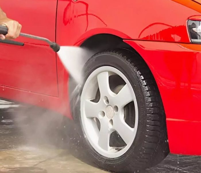 Как правильно мыть машину на мойке самообслуживания