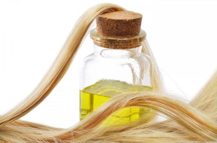 Масло для ухода за волосами