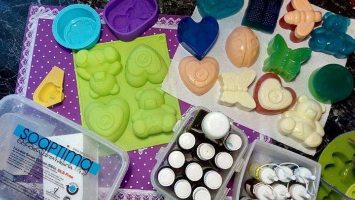 Как варить мыло